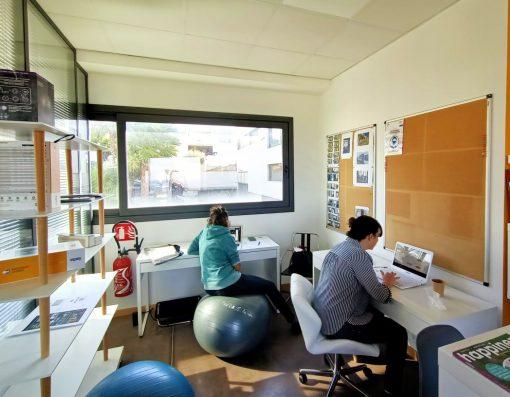 Location Espaces De Coworking Frontignan Espace Thau Admin